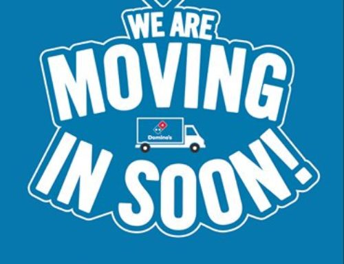 Domino's Pizza Coming to Leopardstown Shopping Centre Soon!!